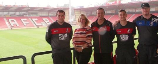 AFC Bournemouth, Website Training