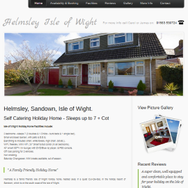 Helmsley Isle of Wight