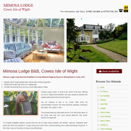 Mimosa Lodge Bed and Breakfast