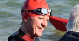 IOW Samaritans Solent Swim 2016