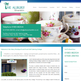 The Albury Shanklin