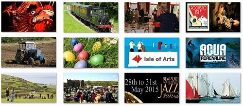 Isle of Wight Events 2015
