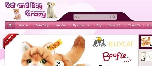 Mobile Friendly Online Shop Websites