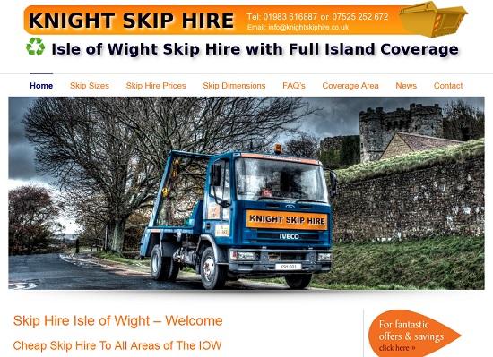 Skip Hire Isle of Wight