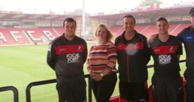 AFC Bournemouth, Website Training