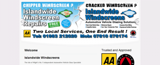 Isle of Wight Windscreens