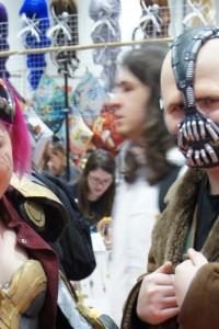 ComicCon London 2015