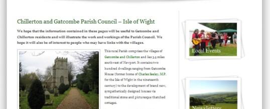 Low Cost Web Design for Parish Councils