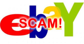 eBay Scam Email Warning
