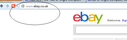 Ebay Scam Email Warning Isle Of Wight Computer Geek Blog