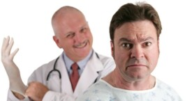 My Prostate Exam Experience