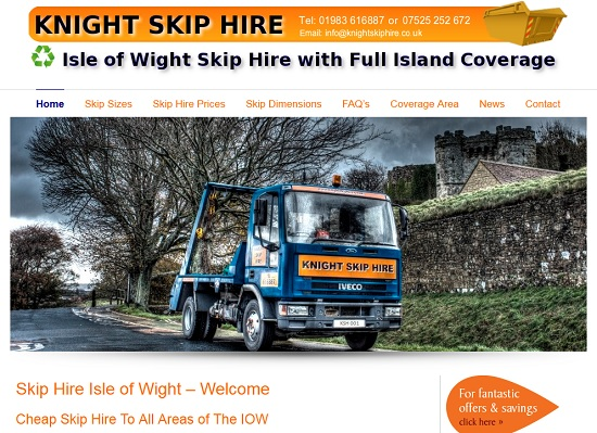 Skip Hire Isle of Wight