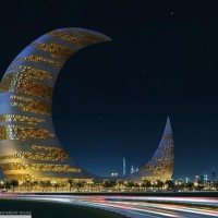 skyscraper-crescent-crescent-moon-tower-dubai